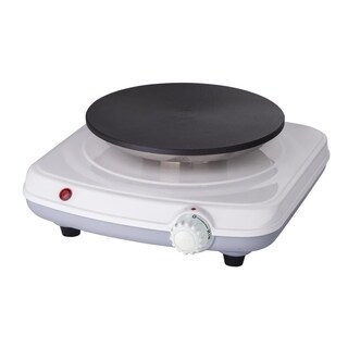 NutriChef PKST11 Electric Countertop Burner Buffet Hot Plate Burner with Adjustable Temperature