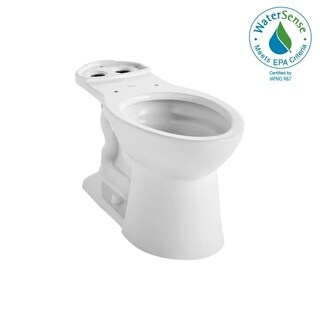 American Standard Vormax Elongated Toilet Bowl 3385A.101.020 White
