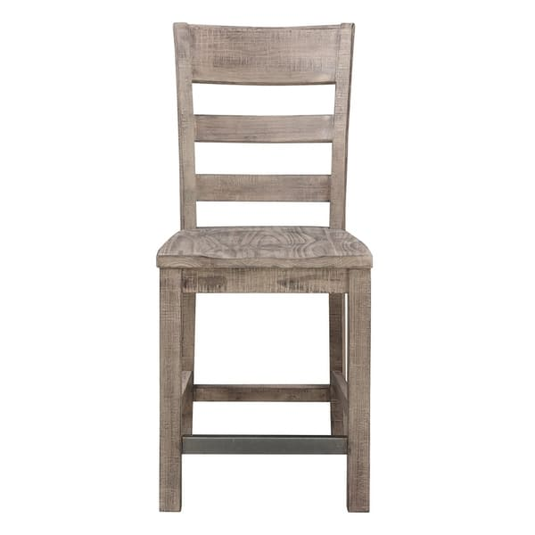 Wondrous Shop Carbon Loft Fanning Charcoal 24 Inch Bar Stool With Ncnpc Chair Design For Home Ncnpcorg