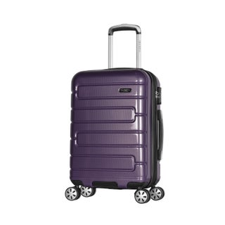 Olympia Nema 22-inch Carry On Hardside Spinner Suitcase