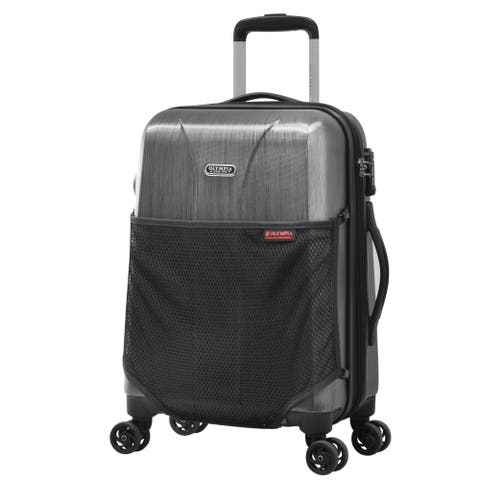 """Olympia Aerolite 21"""" Exp Carry-On Spinner"""