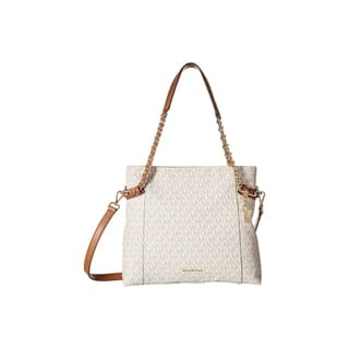 666a6c5feac Buy Off-White, Zipper Tote Bags Online at Overstock.com   Our Best ...