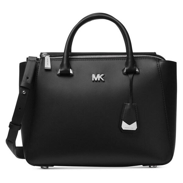 ff9d959bb82f33 Shop MICHAEL Michael Kors Nolita Medium Satchel - On Sale - Free Shipping  Today - Overstock - 22365563