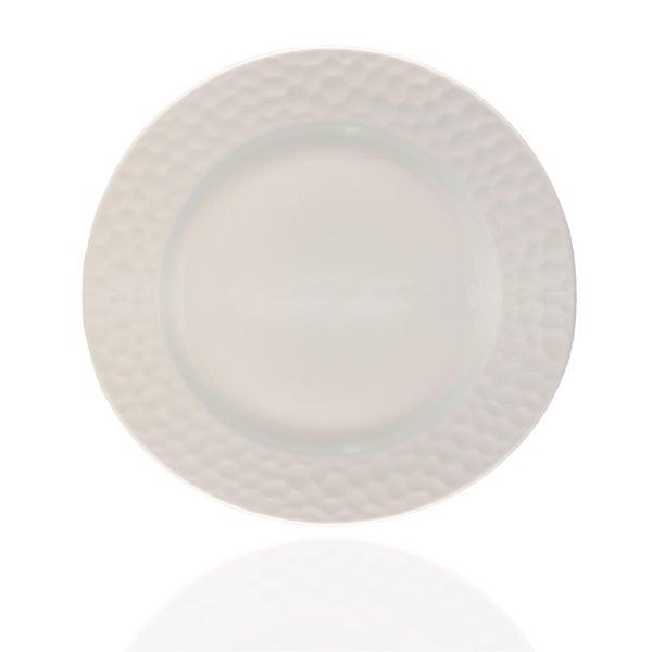Red Vanilla Pebble Beach Dinner Plate Set /4. Opens flyout.