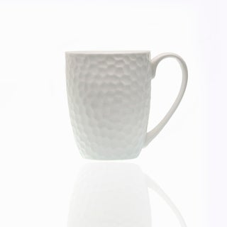 Pebble Beach Mug 14oz Set / 4
