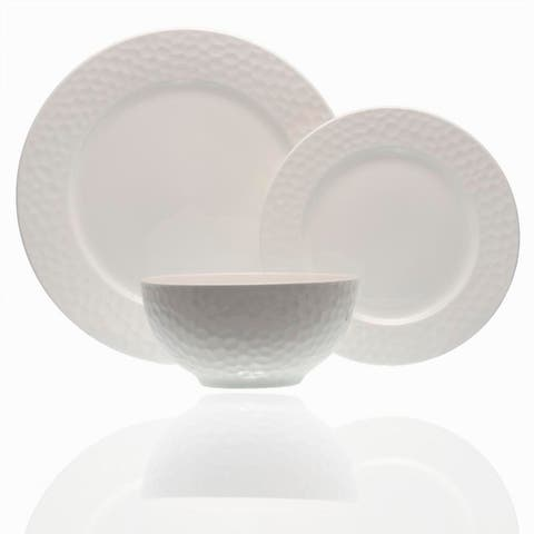 Red Vanilla Pebble Beach 18Pc Dinner Set