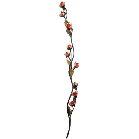 Wrap Flower Stem (Red)