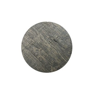 Furniture of America Tannen Rustic Round 52-inch Dining Table (Grey)
