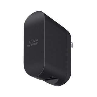 Studio by Belkin, 2-Port Fast Wall charger with 5ft Micro USB Cable
