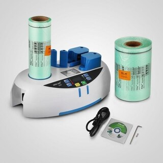 MINI AIR EASI Air Pillow Maker,Cushion Packaging Machine, *** Only 2.5 kgs ***