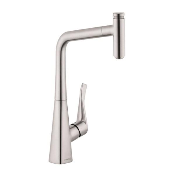 Hansgrohe Metris Select : shop hansgrohe metris select higharc kitchen faucet ~ Watch28wear.com Haus und Dekorationen