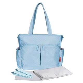 New Satchel Mommy Tote Diaper Bag Stroller Friendly 14 Pockets