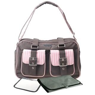 Mommy Diaper Bags Tote Adjustable Shoulder Strap 13 Pockets