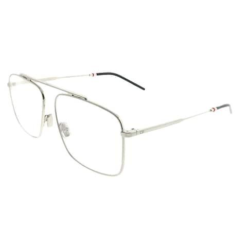 Dior Homme Aviator CD 220 10 Unisex Palladium Frame Eyeglasses