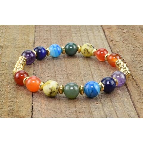 Genuine Healing Chakra Bracelet