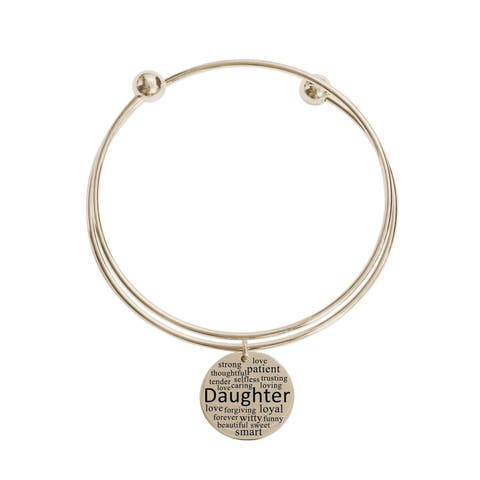 Double Layer Bangle - Daughter