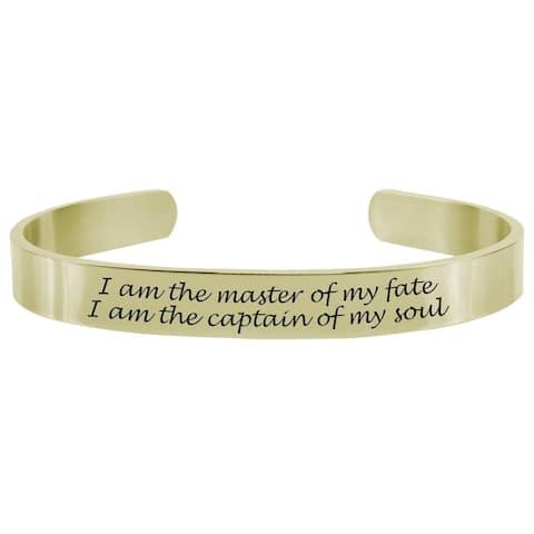 Master of my fate 8MM Cuff