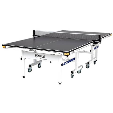 JOOLA Rally TL 300 Table Tennis Table with Net Set (15mm Thick)