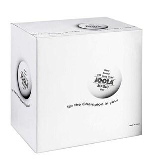 JOOLA Magic 2-Star Training Table Tennis Balls (144 Count) - Orange