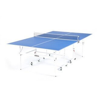 JOOLA 4-Piece Quadri (15mm) Table Tennis Table with Net and Post Set