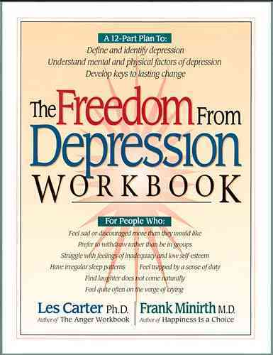 The Freedom from Depression Workbook (Paperback)