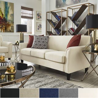 Uptown Ii Modern Sofa By Inspire Q Clic