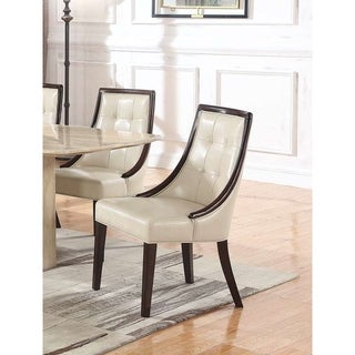 Best Master Furniture Upholstered Dining Chair (Set of 2)