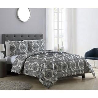 VCNY Home Gatsby Clip Jacquard Comforter Set