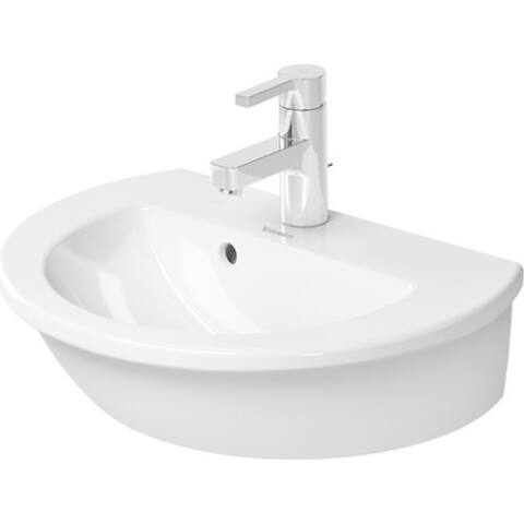 Duravit Darling New Handrinse Basin 0731470000 White