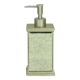 Crawford soap dispenser by Bacova