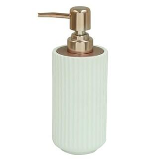 Vasetti Rose Gold soap dispenser by Bacova