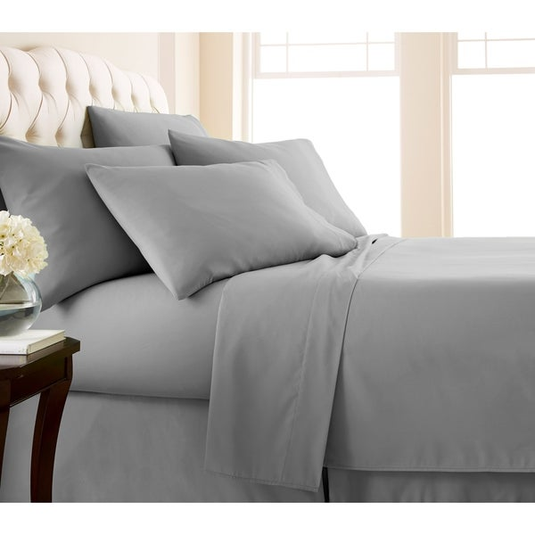 Twin/Twin XL Dorm Room Ultra-Soft Deep Pocket Bed Sheet Sets. Opens flyout.