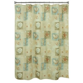 Ocean shower curtain by Bacova