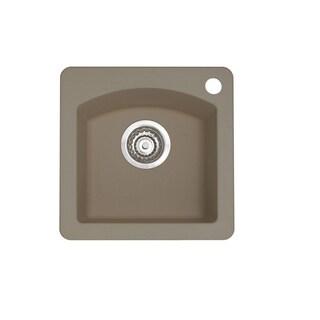 Blanco Diamond Bar Sink 441295 Truffle