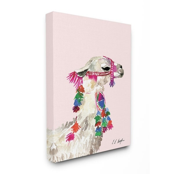 Home Decorators Collection Reviews: Shop The Stupell Home Decor Collection Pink Llama
