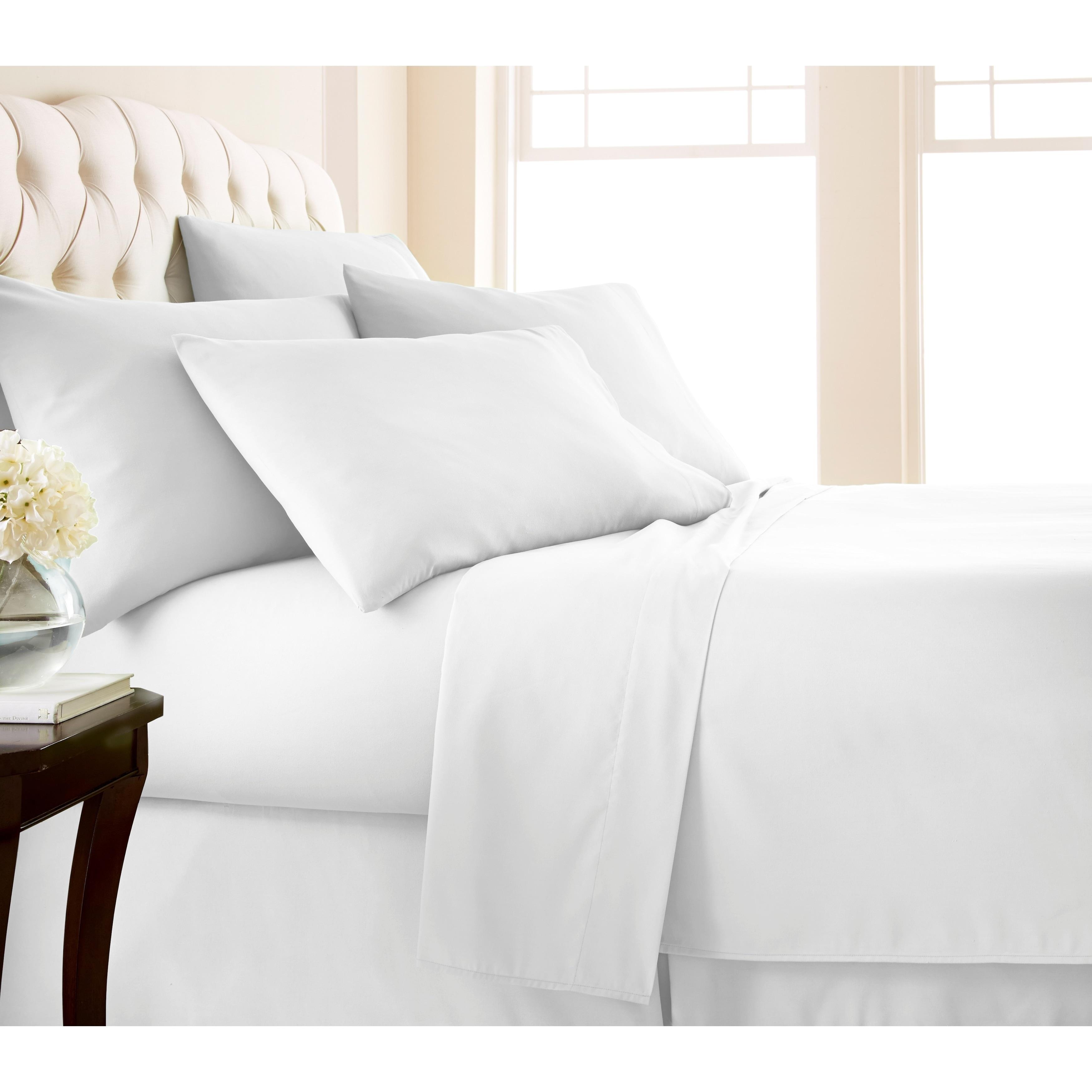 Shop Adjustable Mattress Split King Ultra Soft 7 Piece Bed Sheet