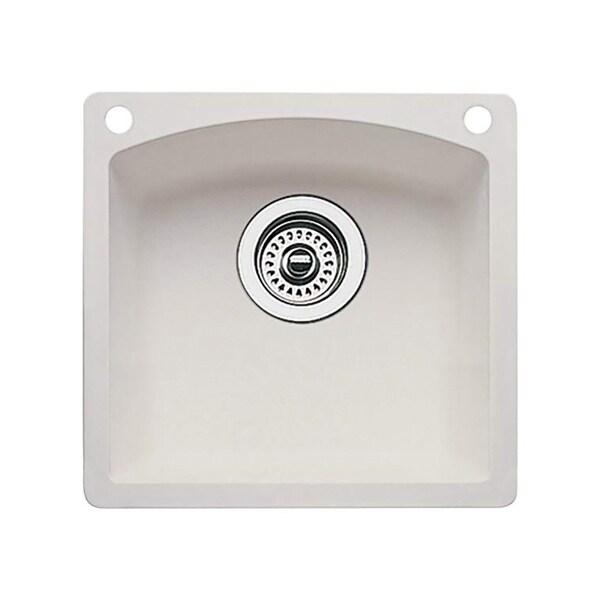 Blanco Diamond Bar Sink 440206 Biscuit