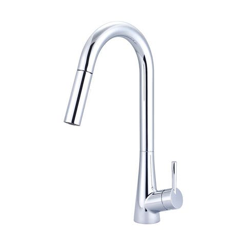 i2 Single Handle Pull-Down Kitchen Faucet