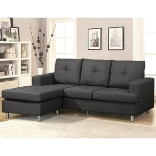 Fancy Reversible Sectional Sofa