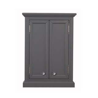 Derby Collection Wall Cabinet In Cashmere Grey (cashmere grey)