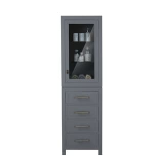 Madison Collection Linen Cabinet