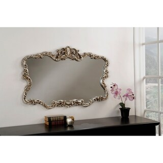 "Aureate 38"" x 26"" Wall Mirror"