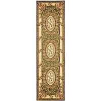 Safavieh Lyndhurst Traditional Oriental Sage/ Ivory Runner (2'3 x 12')