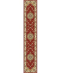 Safavieh Lyndhurst Traditional Oriental Red/ Ivory Runner (2'3 x 12')