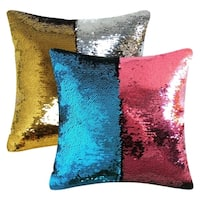Pillow Case Sequins Cushion Cover