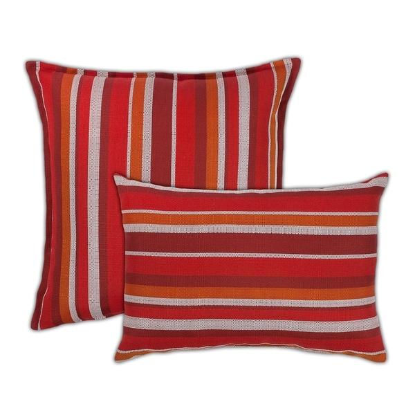 Shop Sherry Kline Causeway Combo Outdoor Pillows Free Shipping
