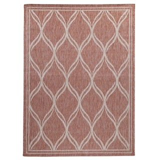 "Mod-Arte Ibiza Collection, IB05, indoor/outdoor Area Rug, 7'8"" x 10'"