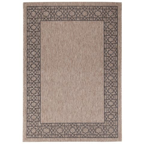51b123b89631 Buy Black, 8' x 10', Outdoor Area Rugs Online at Overstock | Our ...
