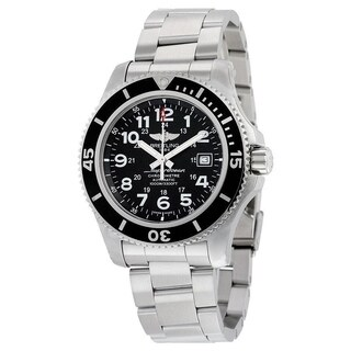 Breitling Men's 'Superocean II 44' Automatic Stainless Steel Watch