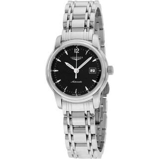 Longines Men's L25634526 'Saint Lmier' Automatic Stainless Steel Watch